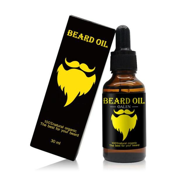 BellyLady Exquisite Male Beard Moisturizing Oil Beard Care Supply Gift