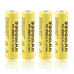 Image 3 - 20pcs 3.7V 18650 Battery Lithium Battery 9900mAh 3.7V Rechargeable Battery Li ion Lithium Bateria For Flashlight