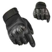 Touch Screen Hard Knuckle Tactical Gloves Army Military Combat Armed Mittens Outdoor Sport Cycling Paintball Hunting