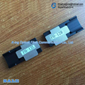 Fujikura FSM-50R/FSM-60R Сварочный Аппарат 6/8/12 ядро ленты волокна зажимная пластина 1 пара