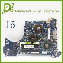 SHUOHU UX42VS For ASUS UX42VS laptop motherboard  ux42vs new motherboard 2G RAM rev2.1 i5 graphics card 100% tested motherboard