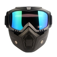 Toy Gun Goggles For Nerf CS Water Bullets EVA Foam Darts Games Practical Safety Goggles