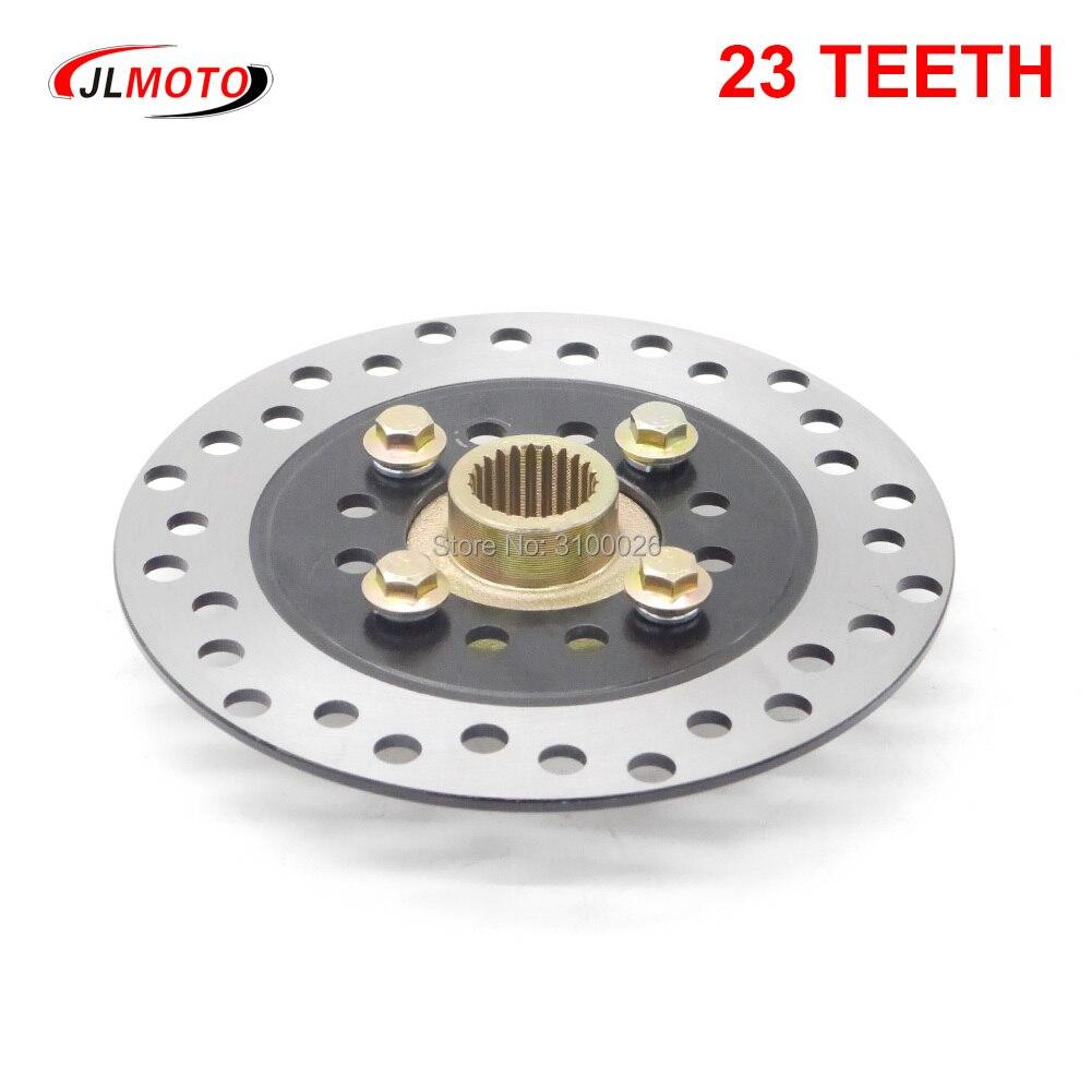 Atv Parts & Accessories 31 Teeth 30mm Rear Brake Disc Sprocket Hub Fit For Buggy China Quad Bike 50cc 110cc 150cc 200cc Cargo Atv Go Kart Parts