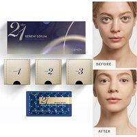 Cemoy 21 Day Renew Serum 2ml X 21 Packs Face Night Serum Essence Reapir Daytime Damage
