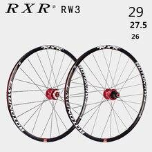 2018 MTB Mountain Bike 26er 27.5er 29er Six Holes Disc Brake bicycle Wheel CR 24H 11 Speed Bicycles Wheel Wheelset Rim Hubs