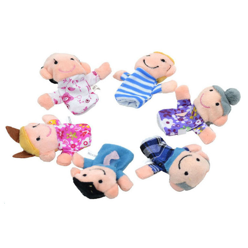 Happy-Family-6pcslot-Family-Members-Finger-Puppets-Baby-Infant-Early-Educational-Plush-Toys-3