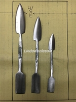 Sculpture knife handmade thick iron polymer clay tools,tools for pottery