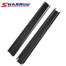 Sharrow 30 Pure Carbon Shaft Arrow 400 Spine for DIY Arrows 6 Pcs,12 Pcs,24 Pcs Compound Bow and Recurve