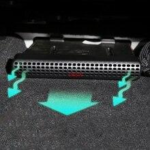 Кондиционер вентиляционное отверстие выход защитный чехол для Mercedes Benz GLC C E класса X253 W205 W213 интимные аксессуары стайлинга автомобилей