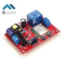 1Bit 1 Channel 220V Wifi Wireless APP Phone Remote Control Switch Module Inching Self Lock Timing