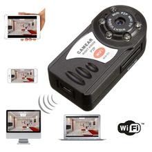 4GB Card+WIFI Mini DV IP Wireless Night Vision Camera Security For Android IOS