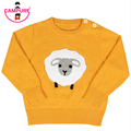 Baby Girls & Boys Autumn Sweaters Cartoon Sheep Long Sleeve Knitted Sweaters Knitwear Kids Cotton Pullover Children Sweater Kids