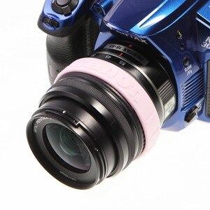Image 4 - Meking Anillo de enfoque de seguimiento de silicona para Canon DSLR, filtro de lente antideslizante, banda de goma para Control de zoom