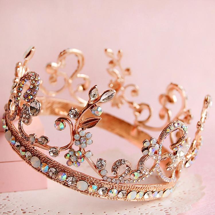 Online Get Cheap Quinceanera Crowns Aliexpress Com
