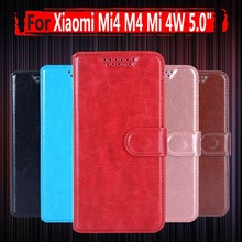 for Xiaomi Mi4W Mi 4W Flip Leather Case cover For Xiaomi Mi4 mi 4 M4 m 4 phone Cover Wallet case+Stand phone cases luxury leather case for xiaomi mi pad 4 mipad4 8 inch tablet case stand support for xiaomi mi pad4 mipad 4 8 0 case cover two style