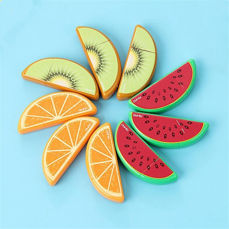 Coloffice Fruit kiwi watermelon decoration Correction Tape Ms