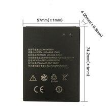 2019 yeni 3.8V 2150mAh Li3821T43P3h745741 pil için ZTE Blade L5 artı cep telefonu