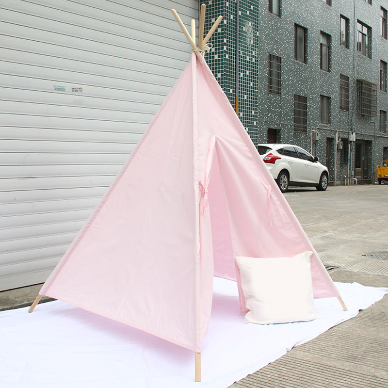 Best Selling Child Toy Tents Tipi Kids Game House Girl Princess Play Tent Teepee Children House Indoor Outdoor Toy Tents-in Toy Tents from Toys u0026 Hobbies on ... & Best Selling Child Toy Tents Tipi Kids Game House Girl Princess ...