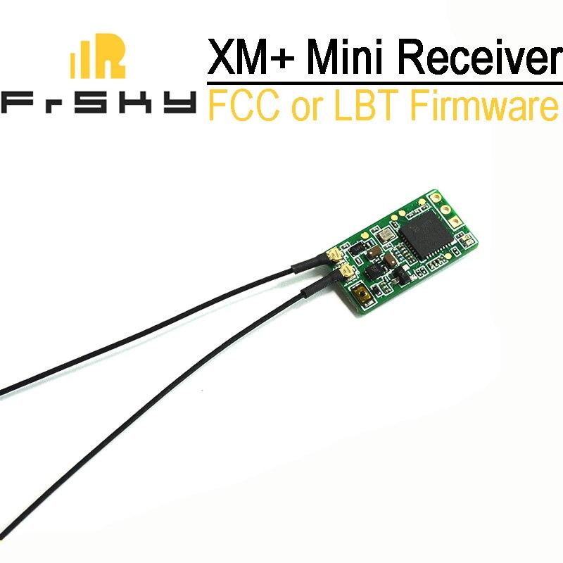 Frsky XM +, XM PLUS rec Micro D16 SBUS Gamme Complète Récepteur jusqu'à 16CH