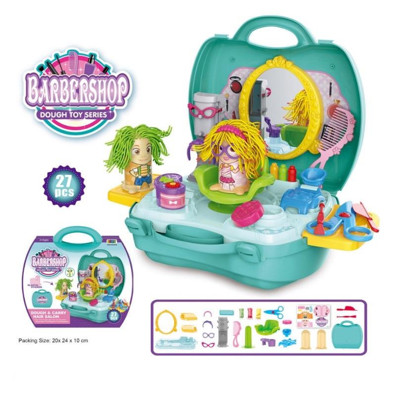 Montessori modelleerimispolümeeri savi vormidega Slime plastiliin - Õppimine ja haridus