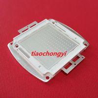 200 Вт SMD высокой Мощность LED ультрафиолетовый УФ Purpl 365 370nm 45mil 33 36 В 6a