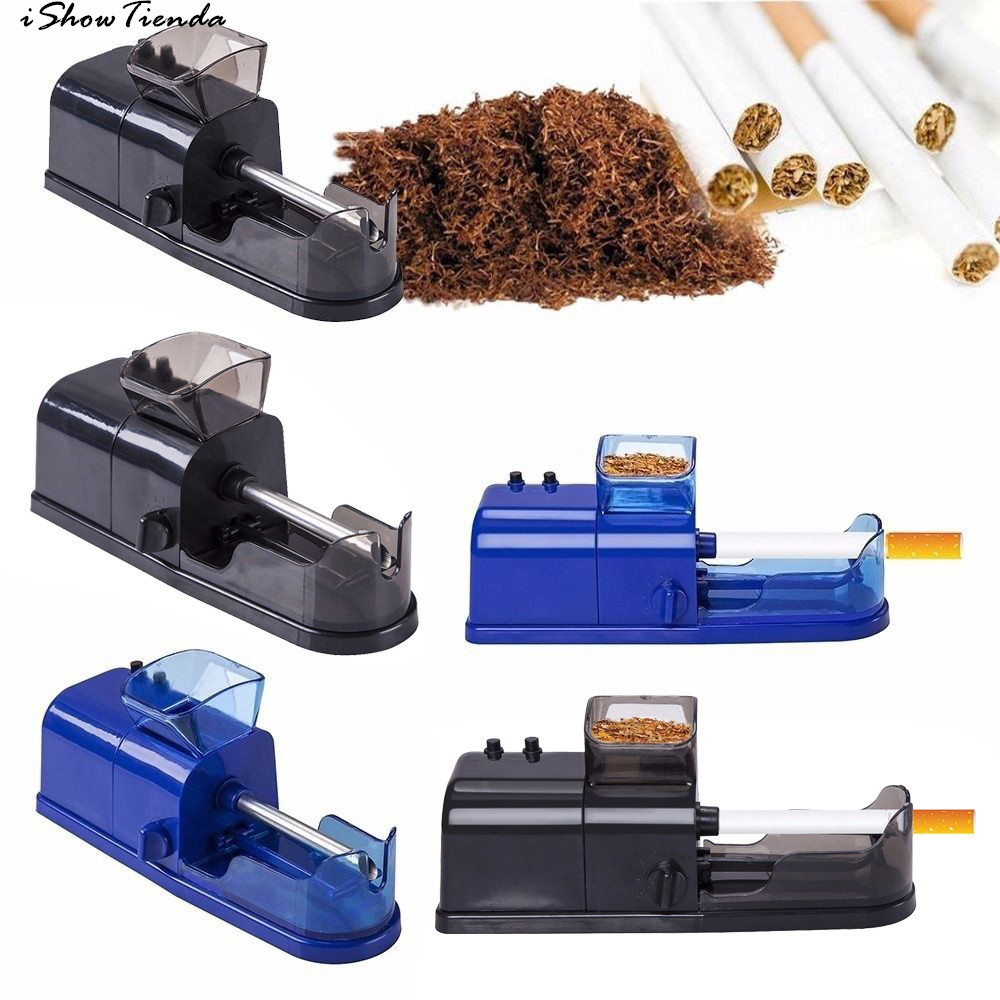 US Plug Adapter Electric Automatic Cigarette Rolling ...