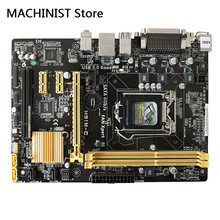 Original For ASUS H81 H81M-C desktop motherboard LGA1150 I3 I5 I7 CPU DDR3 16G SATA3(China)