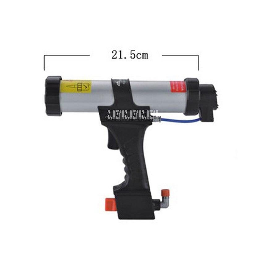 New Hot 310ML Sausage Type Pneumatic Glue Gun Soft Pack Pneumatic Caulking Gun Pneumatic Adjustable Speed Silicone Caulking Gun