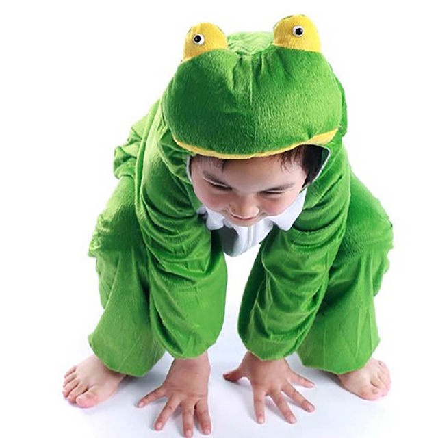 Kids Animal Onesie for Children Frog Costume Frog Prince Roleplay Fancy Dress Full Sleeve Jumpsuit Halloween Party Costume  sc 1 st  Aliexpress & Online Shop Kids Animal Onesie for Children Frog Costume Frog Prince ...