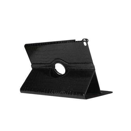 SZEGYCHX Tablet Case,For iPad 2 3 4,Case 360 Rotation Crocodile Leather Protective Sleeve Rotary Tablet Stylus Cover pen & Gift