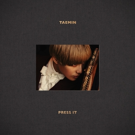 Taemin 1st Album - Press It + 1 photocard ( Random Cover ) Release date 2016.02.24 KPOP bigbang 2016 welcoming collection release date 2016 03 02 kpop album