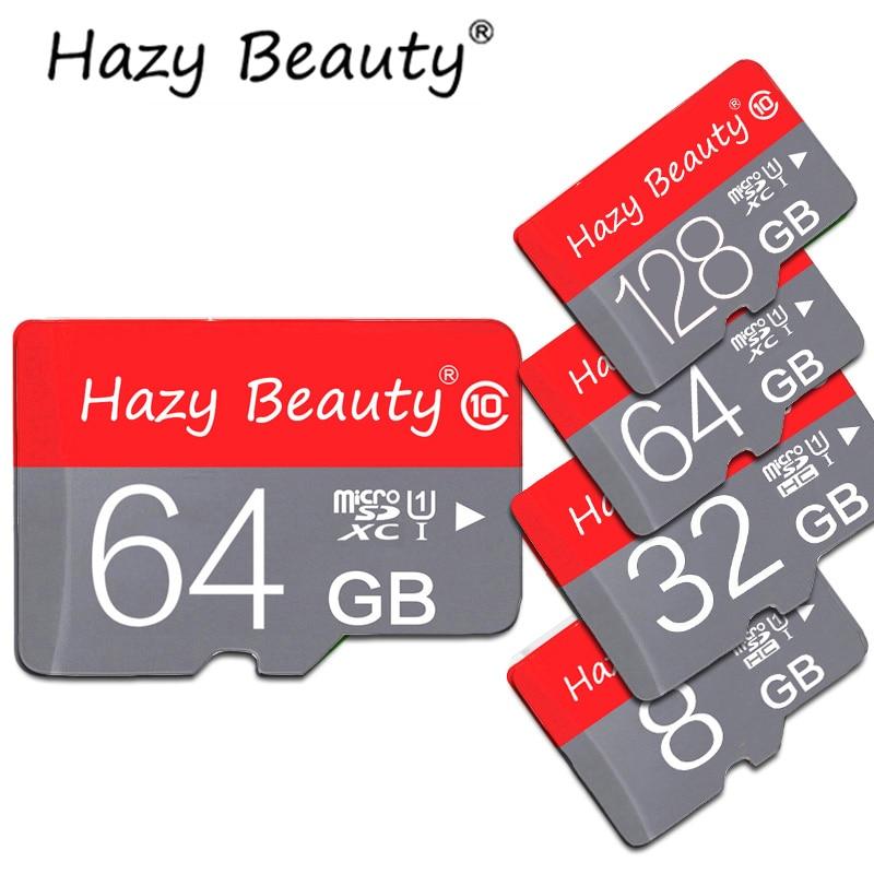 Nuovo Arrivo 16 GB 32 GB 64 GB 128 GB Classe 10 Micro SD card carta di TF 8 GB di Memoria Flash Card Mobile Series SDHC SD card commercio all'ingrosso