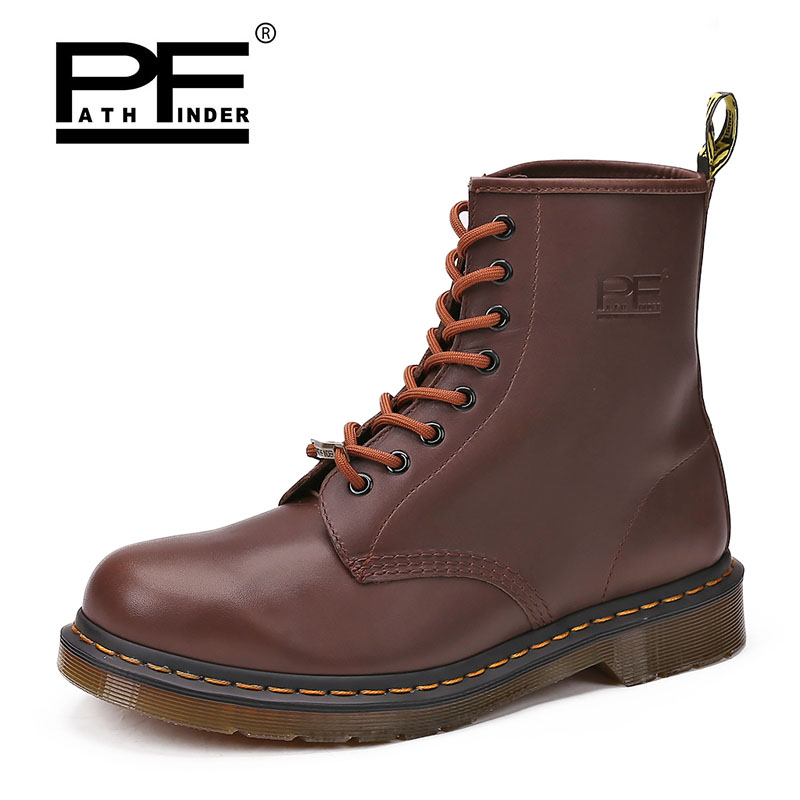 Waterproof Men S Ankle Boots 2016 Spring Warm Martin Boots
