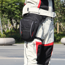 Cycling Waterproof Motorcycle Bag luggage Drop Leg Motor Saddle Bags Outdoor Multi-function Pockets