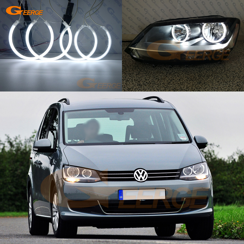 For Volkswagen VW Sharan MPV 2010 2011 2012 2013 2014 2015 Excellent Ultra bright illumination CCFL