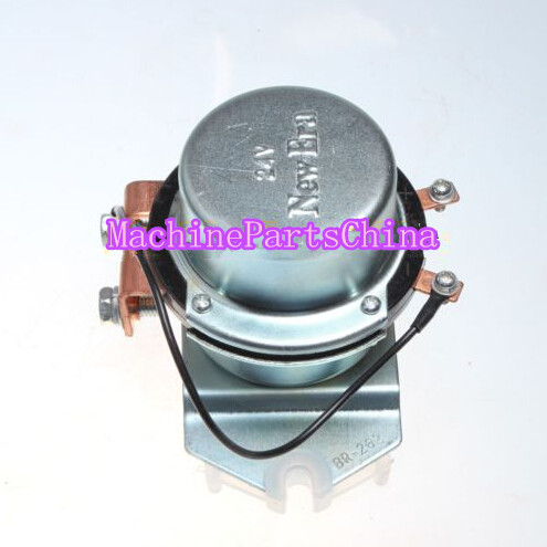 Battery Relay 08088-30000 For KOMATSU EXCAVATOR PC78US-6 PC78UU-6 PC100-6 PC100 us ab relay 700 hnc44az48 0 1s 10min dc48v