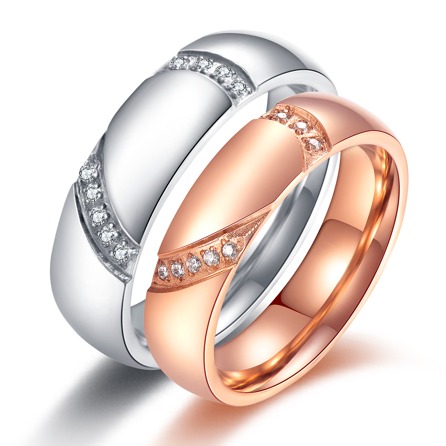 Popular Real Love Titanium Ring Buy Cheap Real Love Titanium Ring