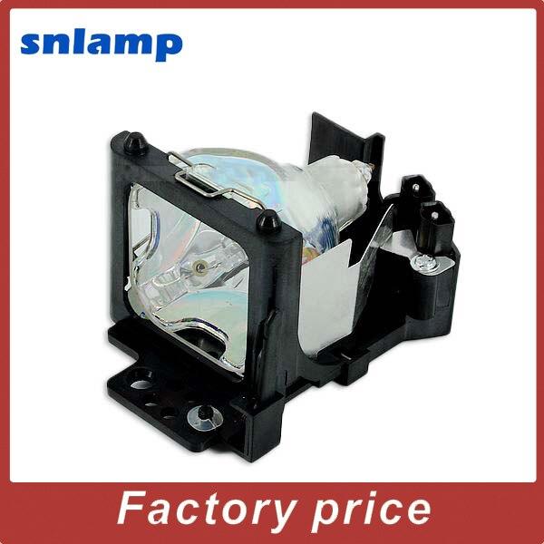 Tüketici Elektroniği'ten Projektör Ampulleri'de Uyumlu Projektör Lambası 78 6969 9565 9 için MP7740i MP7740iA X40 X40i