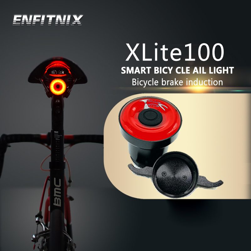 Bicycle Seatpost Mount Tail Rear Light Bracket Bike Holder Bicycle For Xlite100