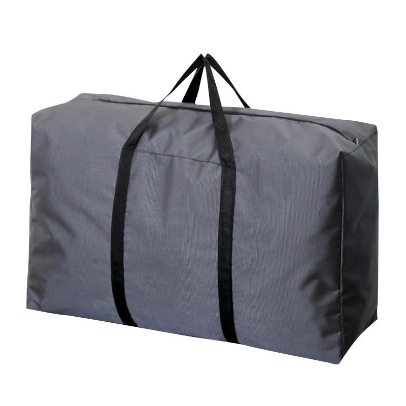 Travel Packing Cubes Oxford Big Folding Bag Luggage Handbag Portable  T671