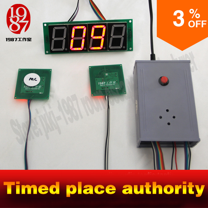 escape room game props  Timed Place Authority adventurer room prop place card back in limited time to run out chamber room телевизор philips 48pft4100