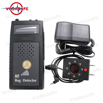 Audible alarm and 10LEDs Hidden Camera Detector 1