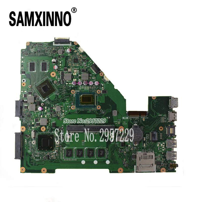 X550CL REV2.1 i5 4GB/RAM GT720M/2GB motherboard For ASus X552C R510C R510CC X550CC Y582C A550C X550C X552C fully test