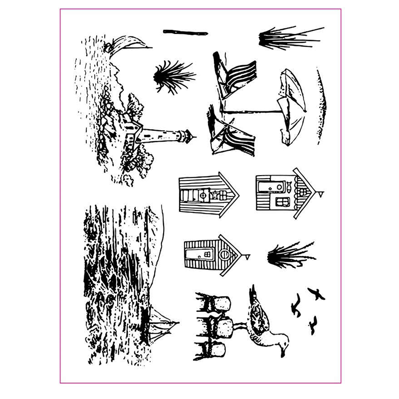 Worldwide delivery new stamps 2019 for scrapbooking in NaBaRa Online