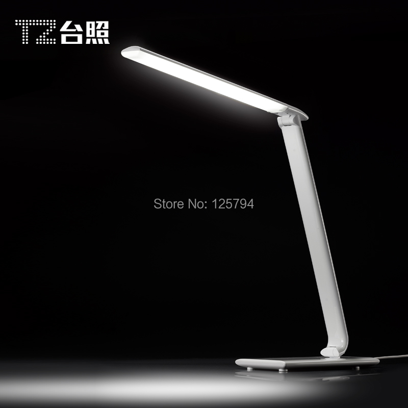 TZ-008H Quality  folding LED lamp work learning to read and write children's study lamp led desk/table workstation light royal canin 28 adult сухой корм для собак породы чихуахуа 500 г