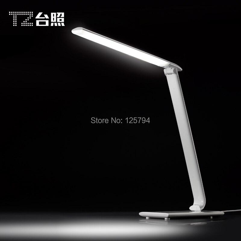 TZ-008H qualité pliant lampe à LED travail apprentissage à lire et à écrire lampe d'étude pour enfants LED bureau/table poste de travail lumière