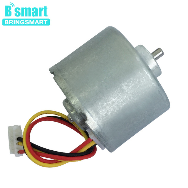 US $20 01 29% OFF|BLDC Motor DC 12V 24V High Speed Motor With 3000/6000RPM  CW And CCW Shaft Diameter 3 2MM Low Noise Long Life-in DC Motor from Home