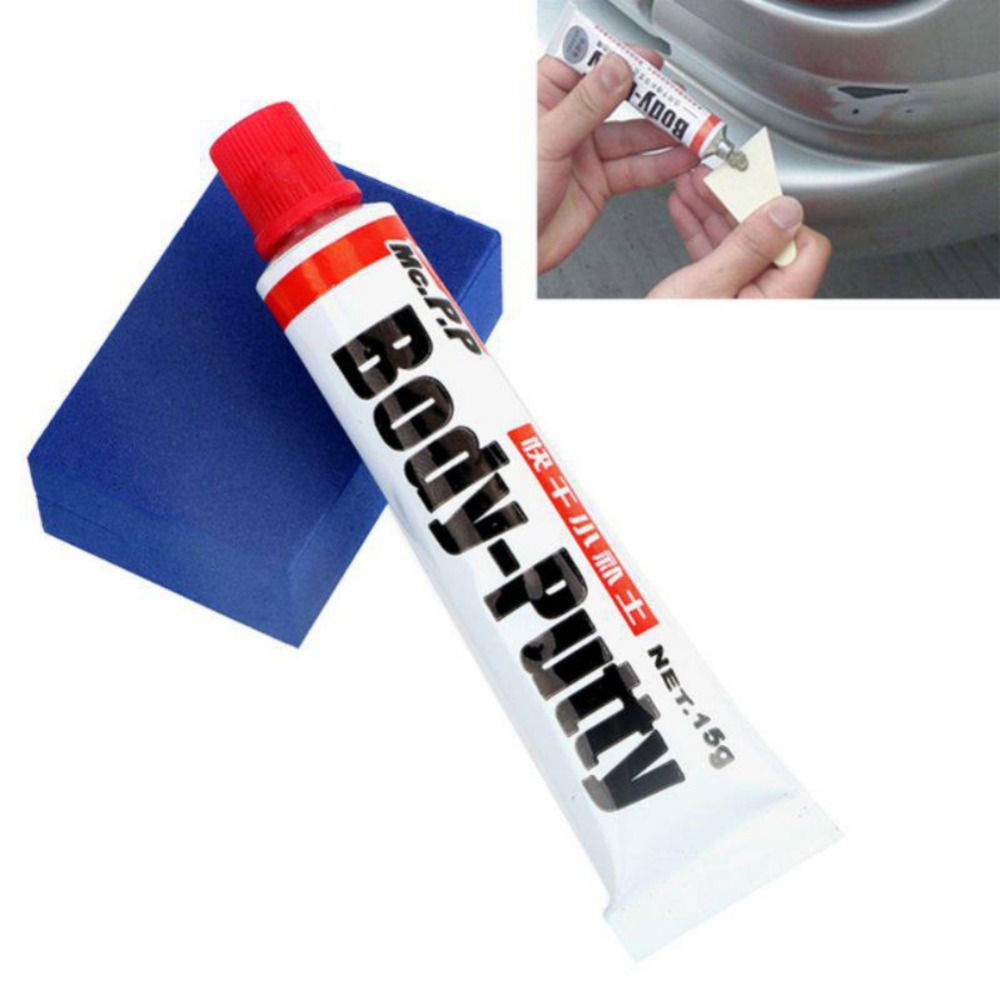 Car Paint Surface Scratch Fill Soil Deep Mark Filling Treatment Refinishing Pen