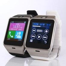 Smart Watch Aplus GV18 Clock Sync Notifier Поддержка Sim-карты Подключение Bluetooth для Телефона Android Smartwatch Часы