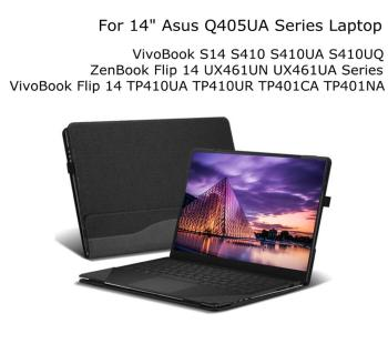 "Case Cover For 14"" Asus Q405UA & VivoBook S14 S410 S410UA/UQ & VivoBook Flip 14 TP410UA/UR/CA/NA & ZenBook Flip UX461UN/A Laptop"